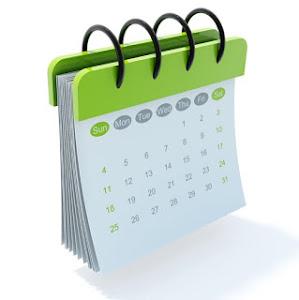 Calendario Corse 2014
