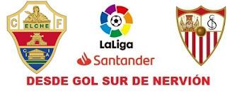 Próximo Partido del Sevilla Fútbol Club.- Sábado 06/03/2021 a las 16:15 horas
