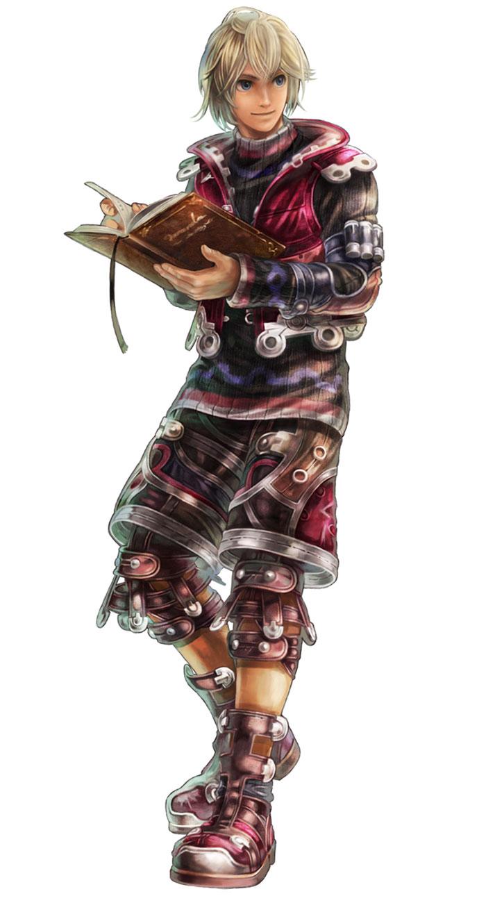 Pues bien  para m  225 s informaci  243 n buscad en la pagina de Nintendo y    Xenoblade Chronicles Shulk