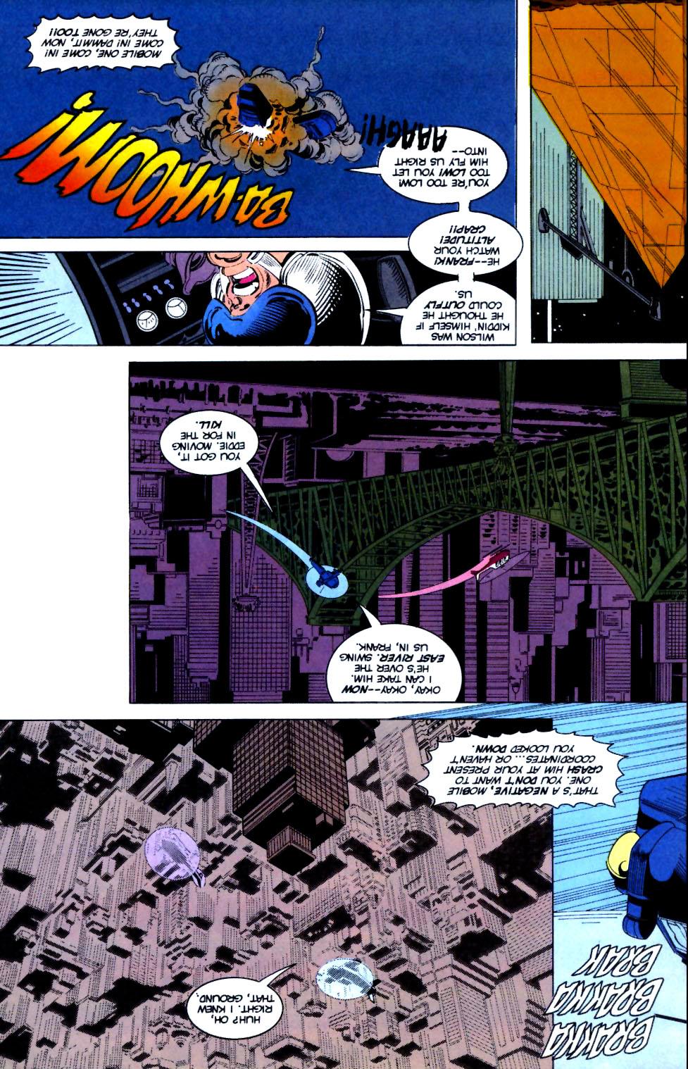 Deathstroke (1991) Issue #16 #21 - English 11