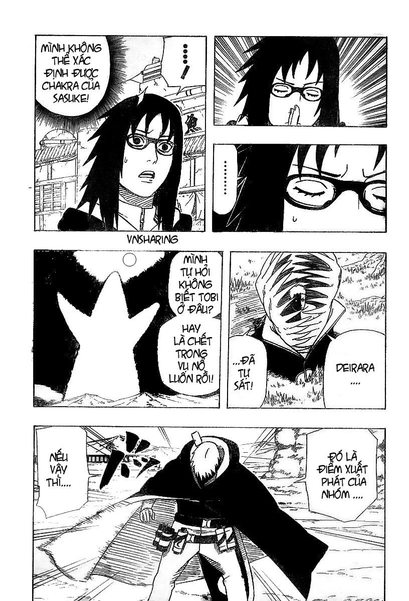 Naruto chap 363 Trang 6 - Mangak.info
