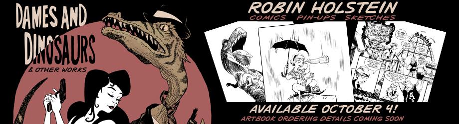 The Art of Robin Holstein
