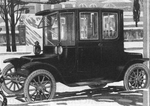 NINE RARE CREATION MODEL 17 - 1912