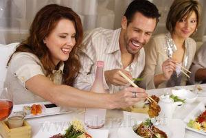 الإعجاز العلمى فى تناول وجبات الطعام فى أوقات الصلاة