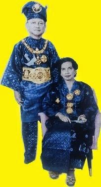 Yang Di Pertuan Agong dan Raja Permaisuri Agong Pertama