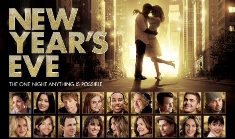 12 movie clips of New Year's Eve, the upcoming romantic comedy movie ...