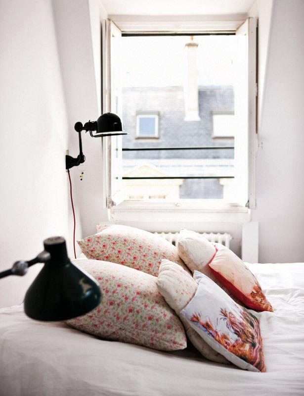 79ideas paris apartment the bedroom