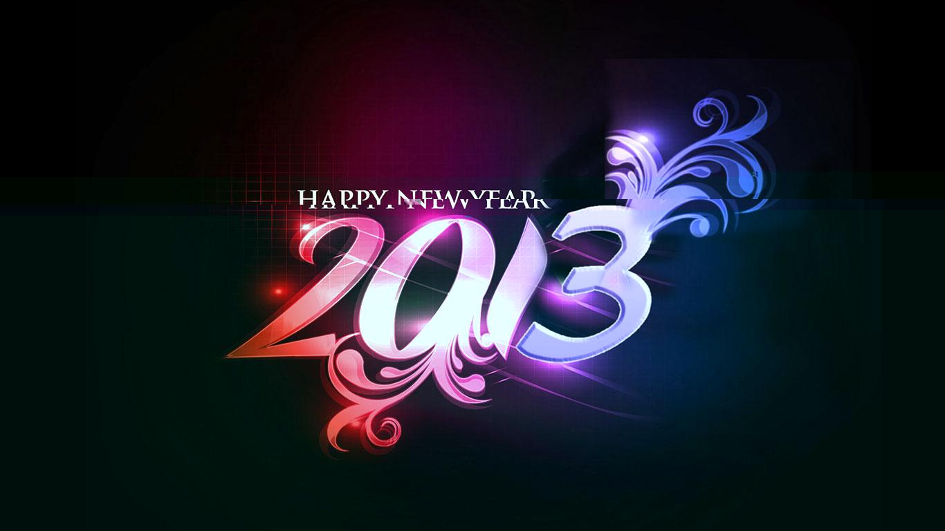 Ucapan Selamat Tahun Baru 2013, Ucapan Tahun Baru 2013 Lengkap
