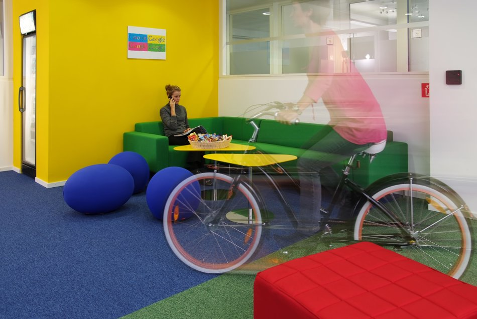 google office munich. Inside Google - Munich Office