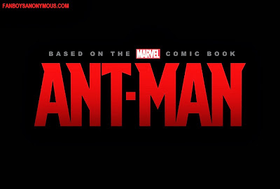 Marvel Ant Man movie promo poster