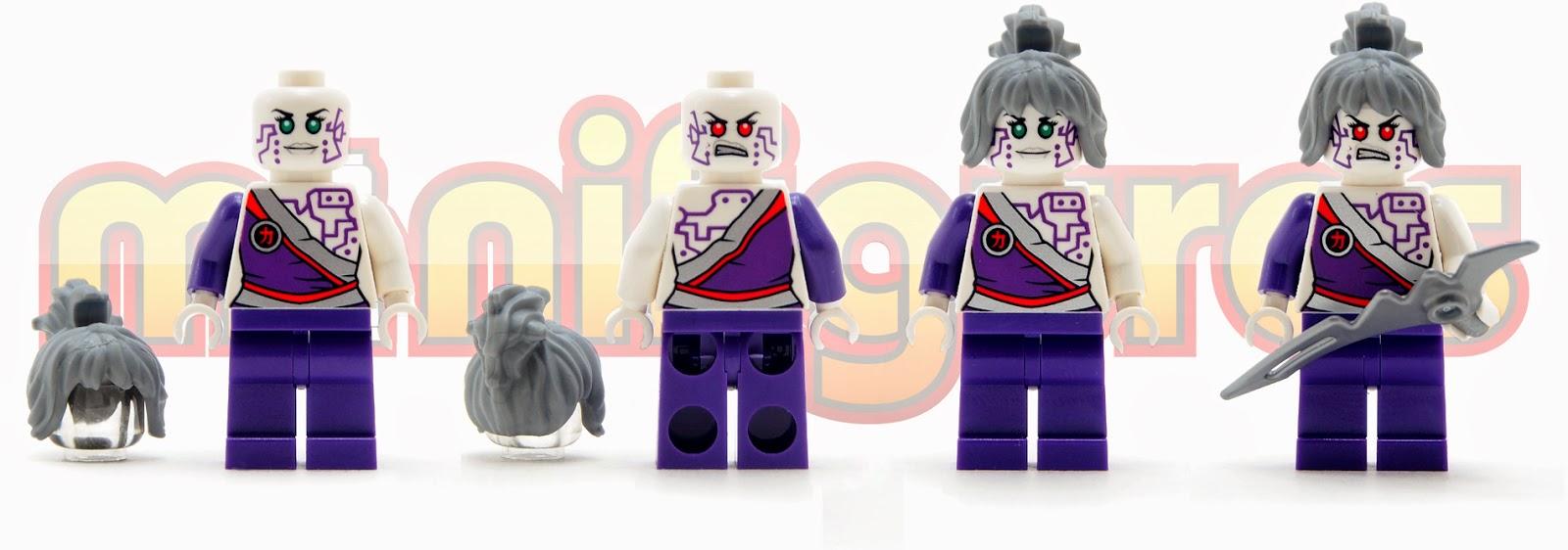 Oz Brick Nation Lego Ninjago Pixal Minifigure Review