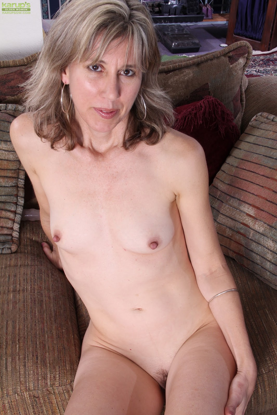 slim older women naked
