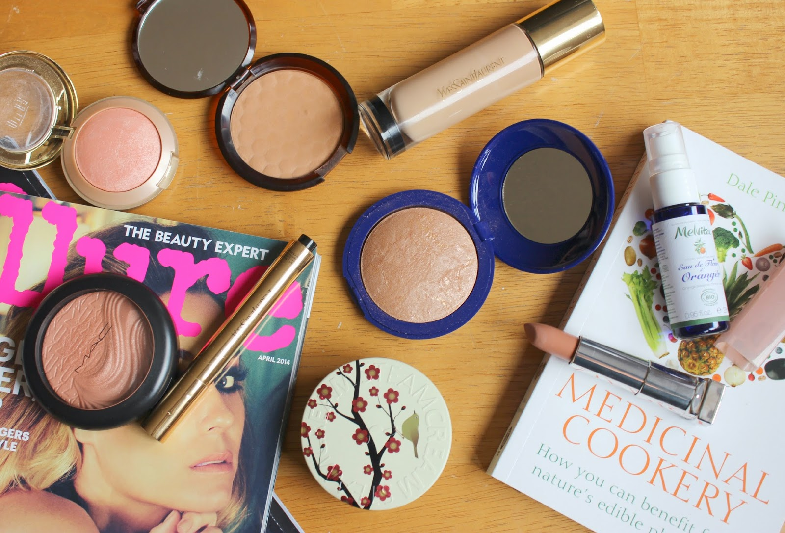 Going over the products which stood out for me in April