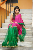 Priyanka Gorgeous Photos in Saree-thumbnail-6