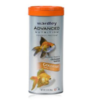 wardley goldfish flakes food