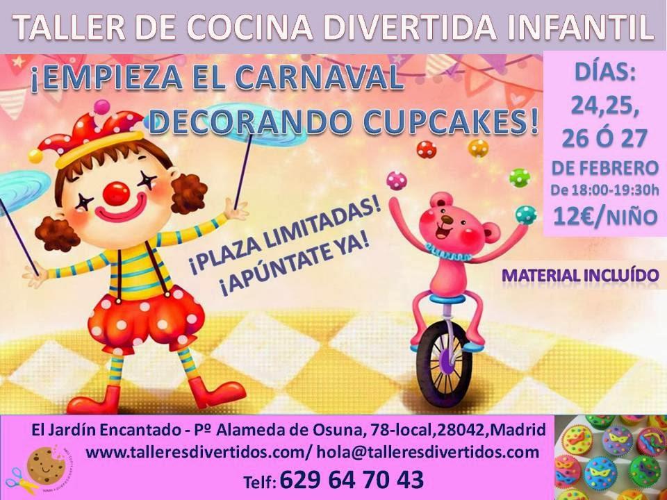 Talleres de cocina infantil y manualidades para ni os - Talleres de cocina infantil ...