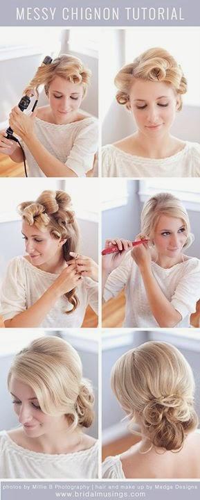 Women Hair Style Tutorials....