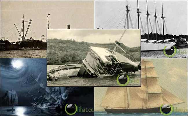 10 Kapal Berhantu yang paling Misterius di Dunia