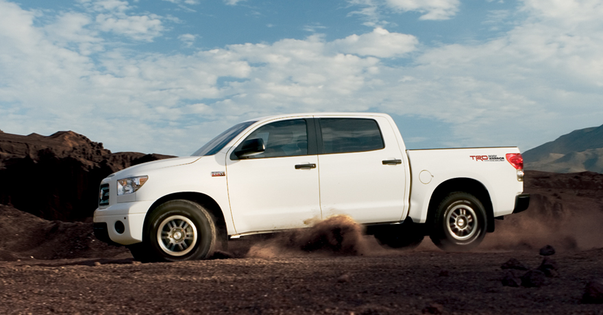 2014 Toyota Tundra Rock Warrior Toyota tundra trd rock warrior