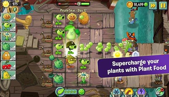 plant vs zombies mod apk revdl