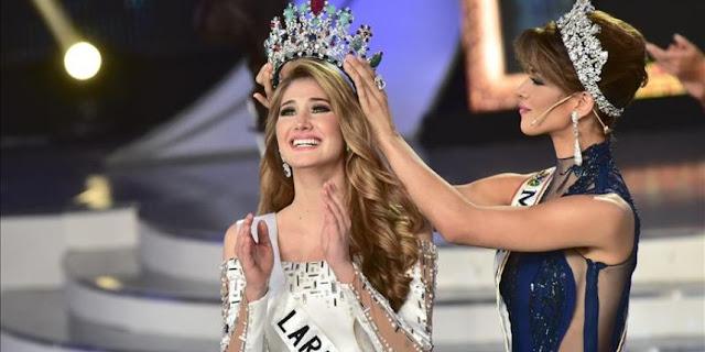 Mariam Habach Miss Venezuela