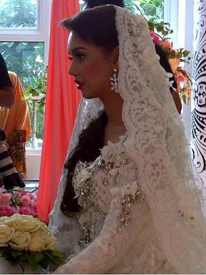Majlis Pernikahan Faezah Elai