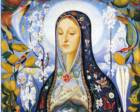 """The Virgin"" - Joseph Stella"