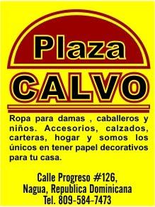 Plaza Calvo
