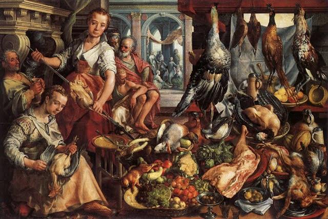 La cocina de gaby historia de la gastronom a la for Historia de la cocina moderna