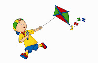 Caillou Activity