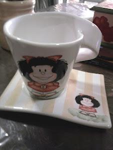Arte en porcelana