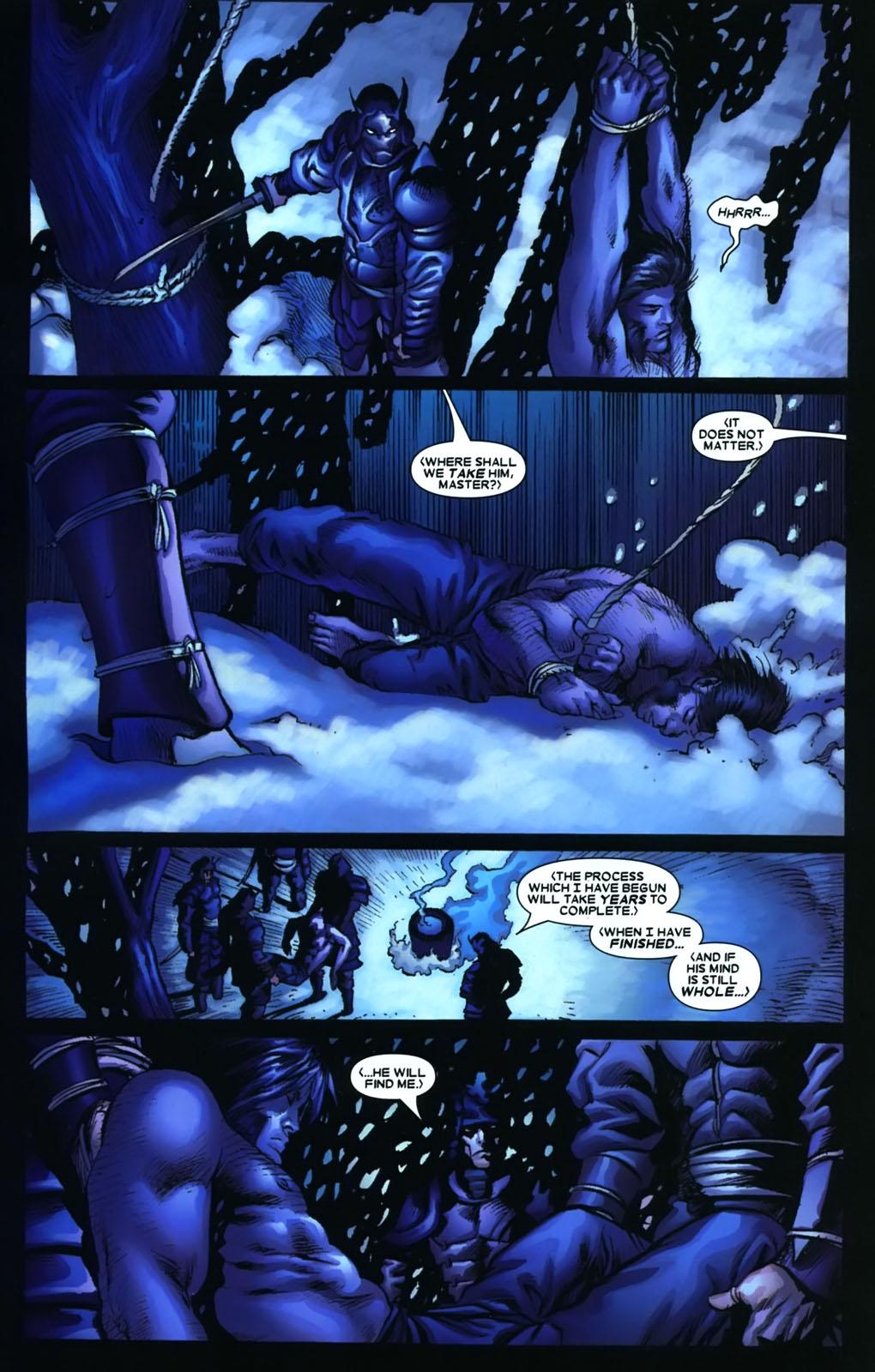 Read online Wolverine (2003) comic -  Issue #38 - 13