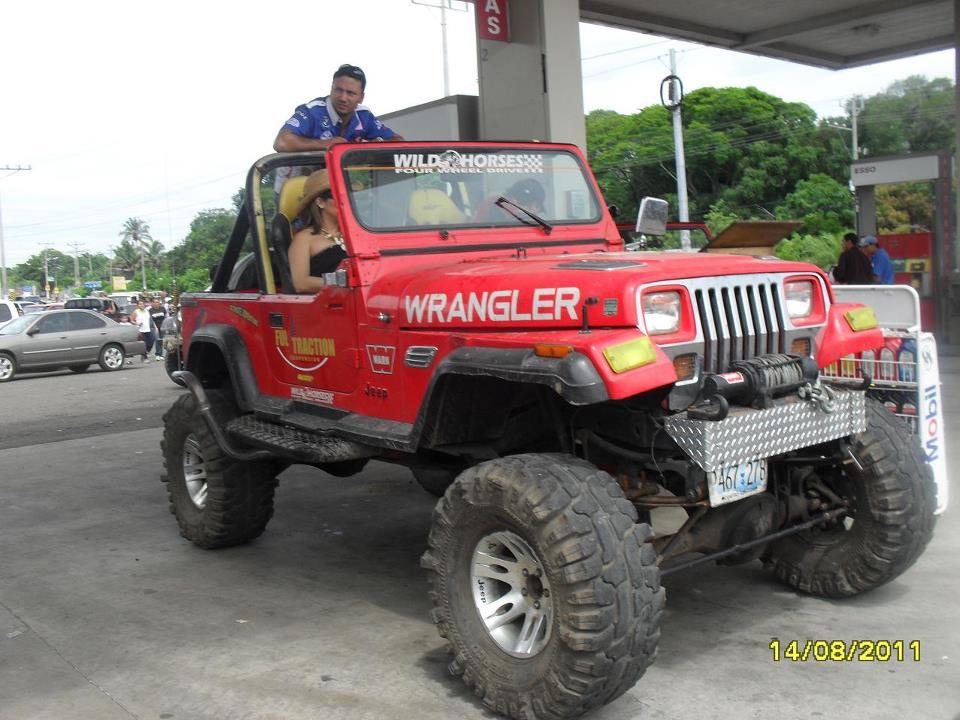 vehiculo extremo 4x4: