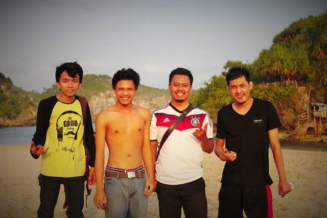 Foto di pantai Ndrini Jogja