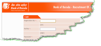 Bank of Baroda PO Recruitment 2012 Online Form