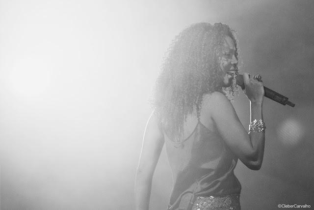 Negra Li, Sesc, Ilha Solteira, Show, Rap ,