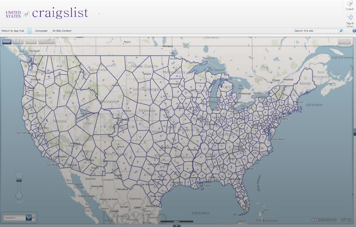 UXBlog IDV Solutions User Experience Chalkboard Maps United - Us zip code regions