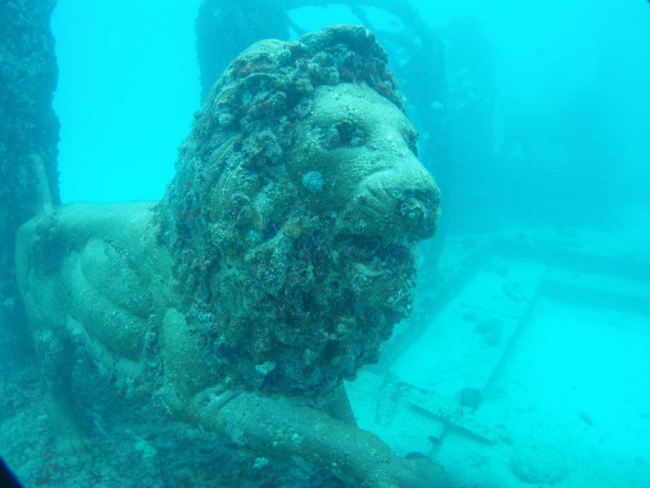 Ghost Hunting Theories Underwater Cemeteries