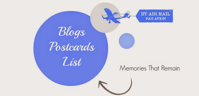 Pocztówkowe blogi :)