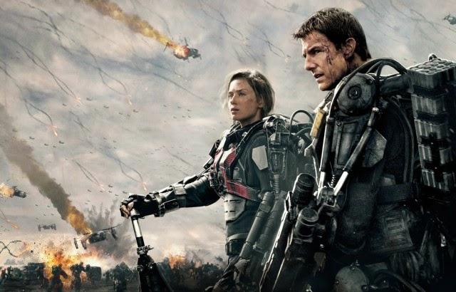 Edge of Tomorrow, Film Terbaru Bulan Juni 2014