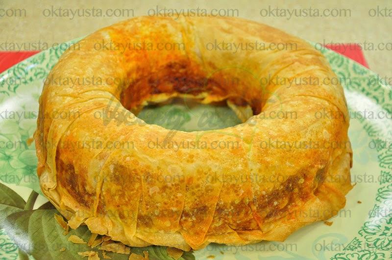 Patatesli Simit Börek Tarifi Kolay Yapımı