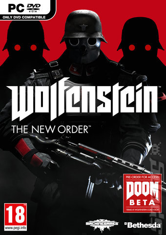 Wolfenstein The New Order PC Full Español