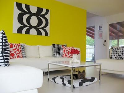 decoracion sala moderna