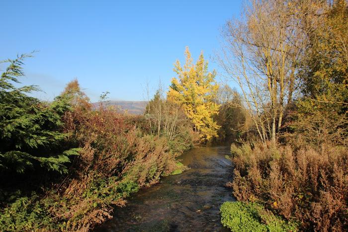 Autumn in Bradwell