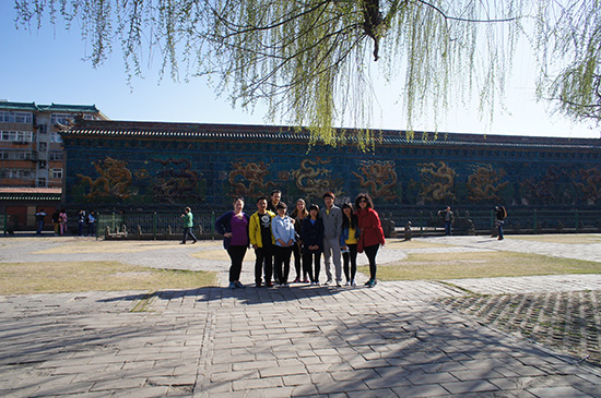 highlights from datong - Nine Dragon Wall