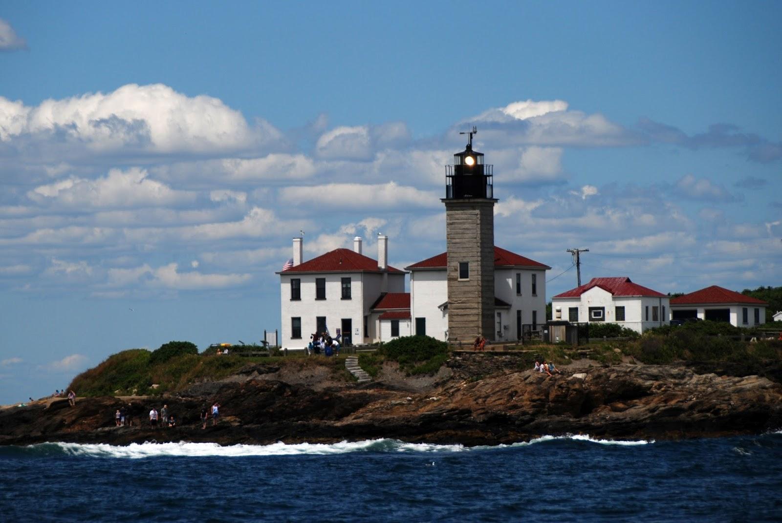 Rhode Island Sailing