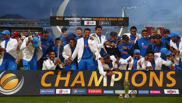 Champions Trophy 2013 Winners India