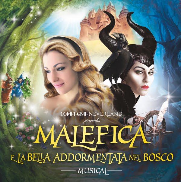 """""""MALEFICA E LA BELLA ADDORMENTATA"""" regia di Simona Paterniani"""