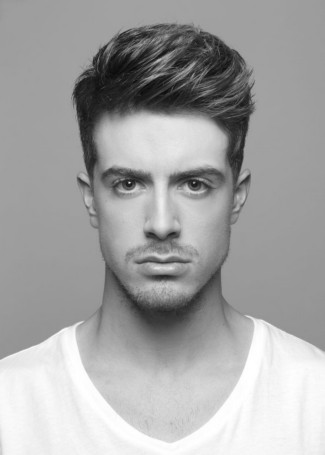 Short haircut mens