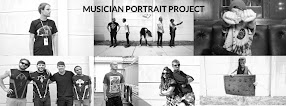 Warped Tour Week - Musician Portrait Project
